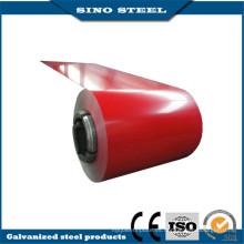 Dx52D PPGI Color cubrió la bobina de acero galvanizada prepintada