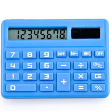 8 Digits Dual Power Mini Pocket Calculator