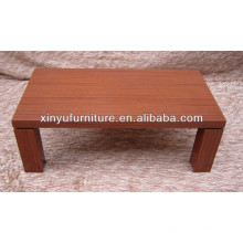 Rectangular wooden coffee table C1072