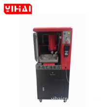 Jade jewelry carving/metal milling cnc router machine