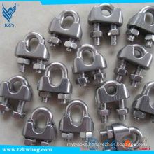ASTM 202 stainless steel glass clamp