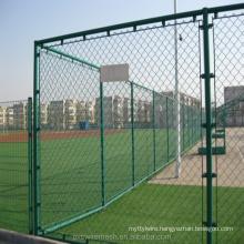 Aluminium Alloy Flexible Wire Chain Link Mesh For Sport Area