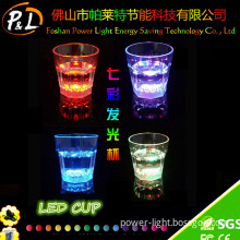 Plastic Champagne Active Event Party LED Cup