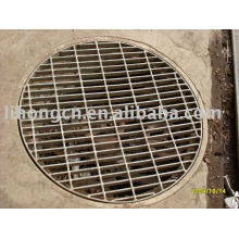 manhole cover and frame