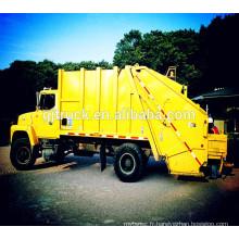 4 * 2 lecteur 10CBM Dongfeng camion à ordures / ordures compacteur / garbage compresseur camion / compacteur camion / ordures refuser camion