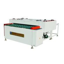 Glasreinigungs- und Trockenmaschine