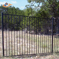 Victorian Deformed Bar Wrought Iron Fence