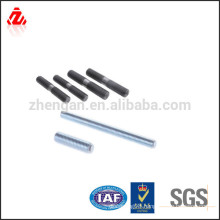 electro galvanized double headed bolt
