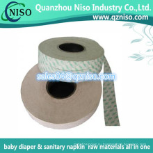 Высокое качество бумаги для санитарных салфеток