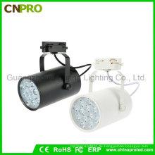 Schienen-Licht-Scheinwerfer SMD 12W PFEILER LED mit 3000k 4000k 6000k