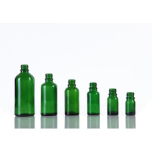 Green Glass Bottle