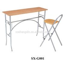 Складной стул и стул