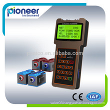 TDS-100H Handheld ultrasonic flow meter