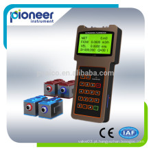 Precisão PUF-2000H 1,0% medidor de fluxo ultra-sônico de puxar