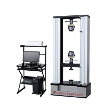 Geotextile fabric testing machine