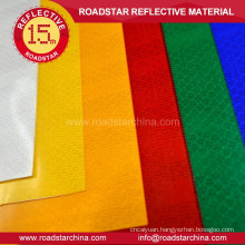 Hot selling PET reflective film for road safety