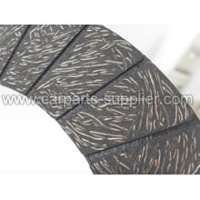 Embrayage sans amiante face à la fibre de verre