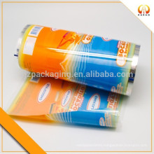 PET plastic printed laminating film for jelly packaging