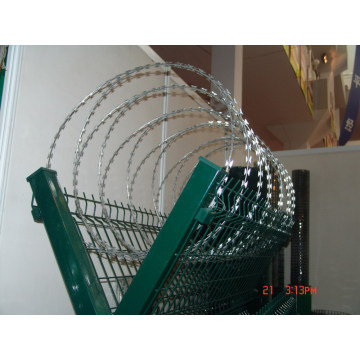 Barrier Protection ----Razor Wire