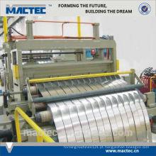 Novo tipo de alta qualidade folha de alumínio máquina de corte preço