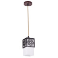 Lámpara colgante de suspensión vintage para salón