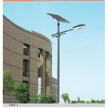 CE, RoHS, ISO certificó la luz de calle solar del poder más elevado LED