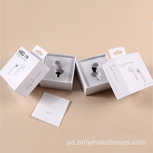 Professionell Unik Fashion Design OEM Ear Phone Box