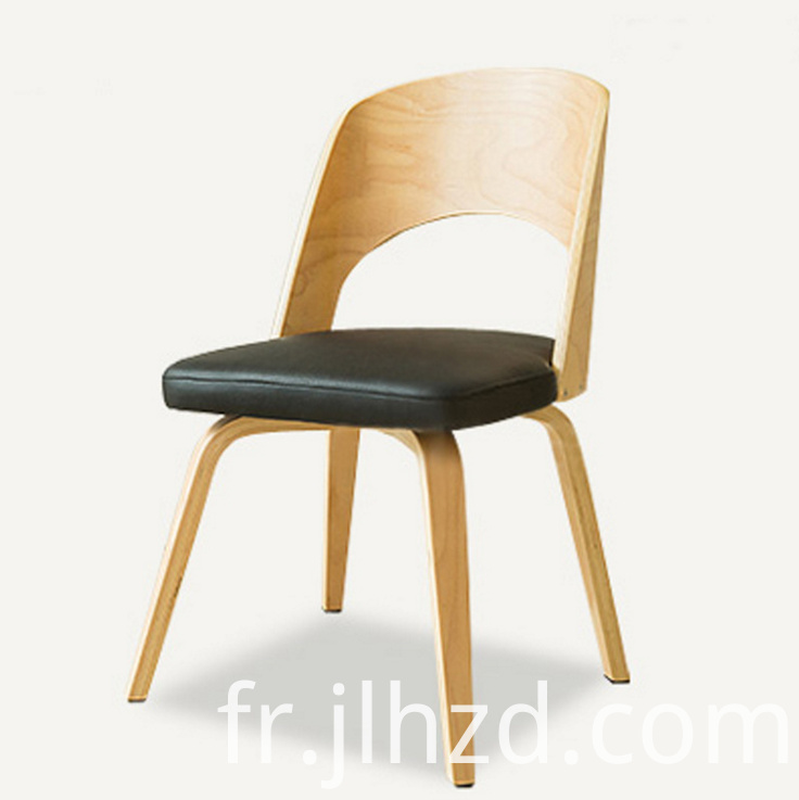 Nordic Leather Dining chair