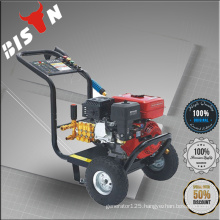 BISON CHINA TaiZhou Portable Gasoline Kingwash Cold Water High Pressure Washer