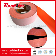 Colorful Reflective fabric tape for clothing
