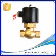 Válvula solenoide de vapor operada por piloto de 2/2 vías, 12V, 24V, 110V, 220V, 380V