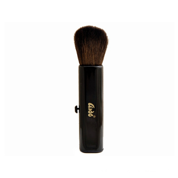 Goat Hair Retactable Brush for Powder and Blush