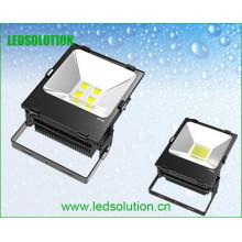 Luz de inundación al aire libre ahorro de energía del aluminio 160W LED al aire libre