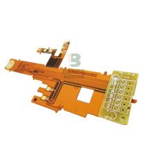 2層フレキシブル基板2.0mm FR4高精度