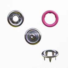 Pink Ring Snap Button for Adult Wear