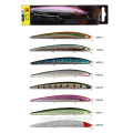 NOEBY hard lure manufacturer long floating minnow