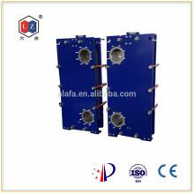 Intercambiador de calor de placas de China, fabricante de enfriadores de agua a aceite (S65)
