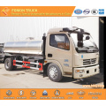 Dongfeng 6000L stainless steel water spaying truck