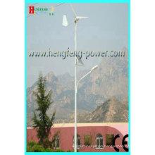 wind&solar hybrid street light