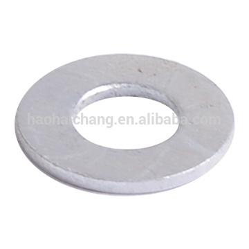 Métal fait sur commande emboutissant des rondelles plates en acier 0.5 * 7 * 3.2mm