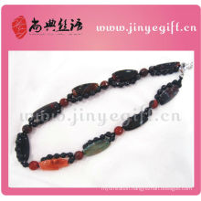 ShangDian Craft Jewelry Exquisite Handcrafted Graduated Bead Journey Necklace