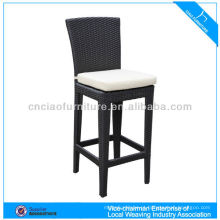 Cadeira de Bar Rattan Outdoor Rurniutre Leisure