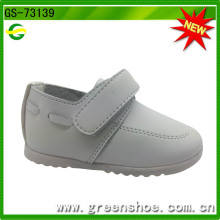 Zapatos al por mayor de los zapatos del bebé Zapatos del mocasín