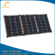Складной модуль панели солнечных батарей 150W для кемпинга