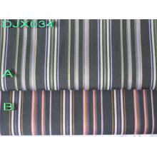 Fancy Stripes Yarn Dyed Fabric Shirting Djx034