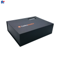 Exquisite electronics book shape paper box
