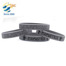 bon marché Bracelet en silicone imprimé avec motif