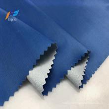 Tecido de capa de chuva tafetá 100% poliéster PVC 170T