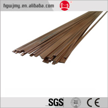 Phosphorus Copper silver alloys brazing flat