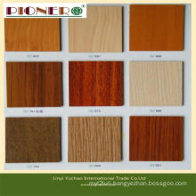 2.5mm-30mm Melamine Particle Board for India Market with Competitive